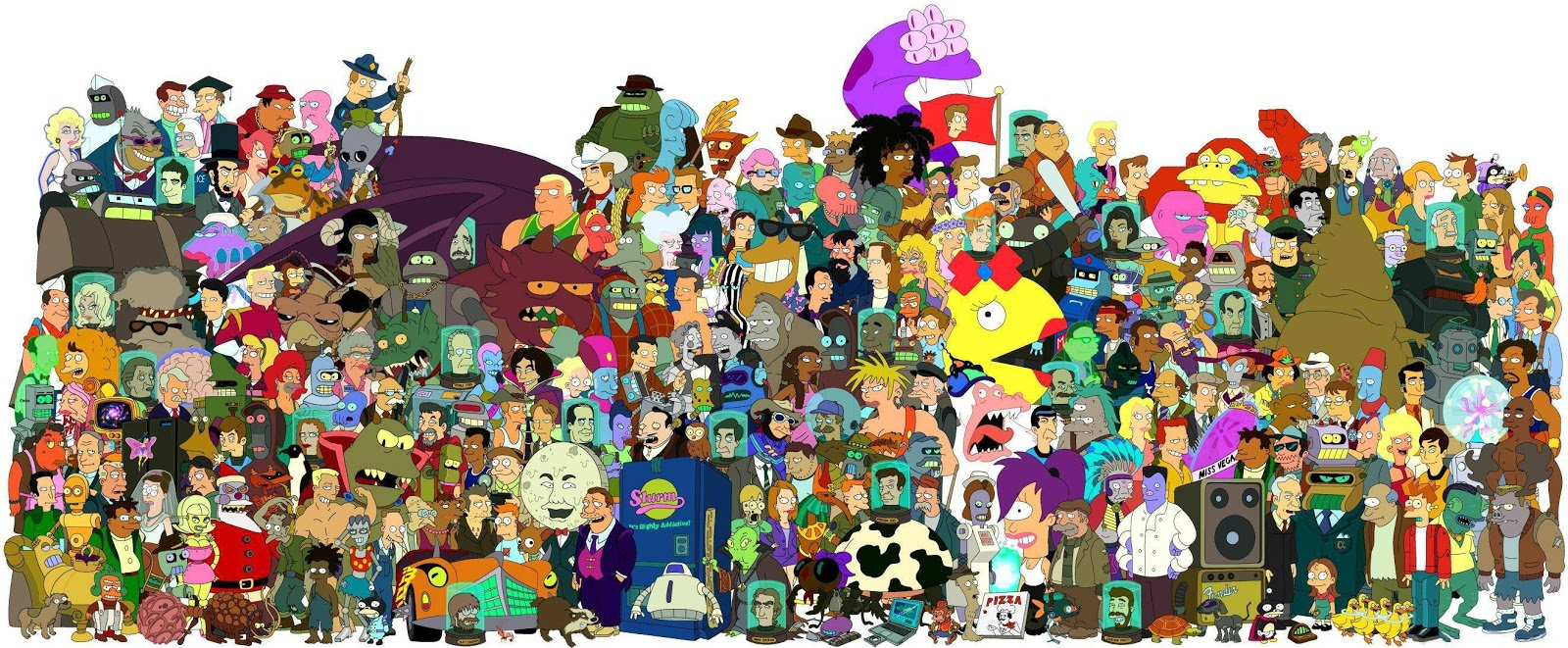 Beautiful Cartoon Wallpapers