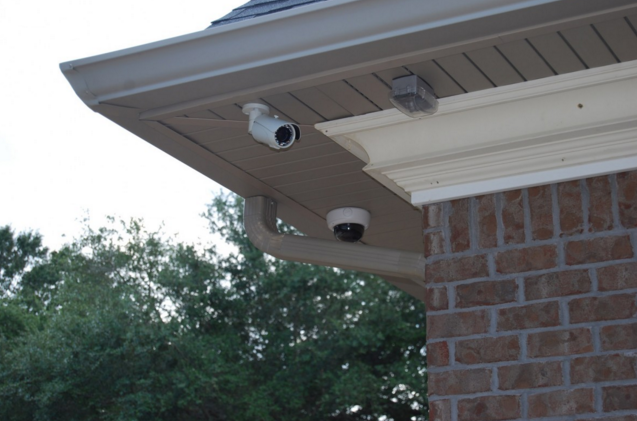 Security cameras installation los angeles five best - How to design a home security system ...