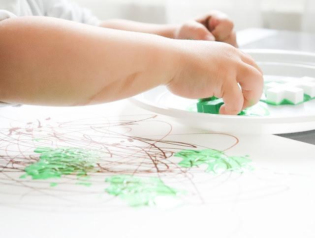 peinture-bébé
