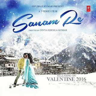 Sanam Re (2016) Mp3 songs free download