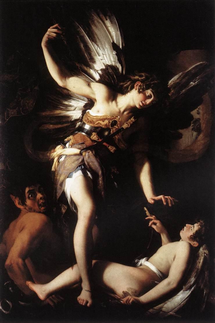 Daily Artist: Giovanni Baglione (1566 – December 30, 1643)