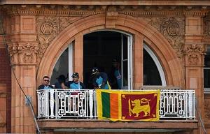Sri Lanka against England