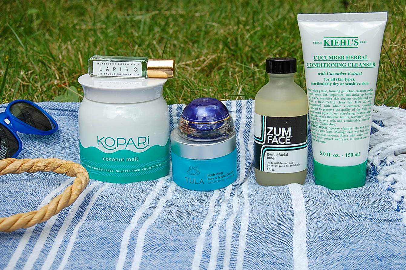 July Beauty Edit: Skincare Favorites for Summer