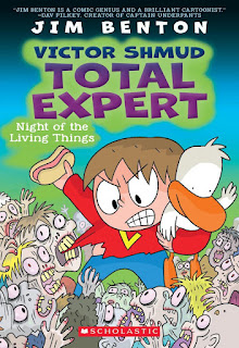Victor Shmud, Total Expert: Night of the Living Things