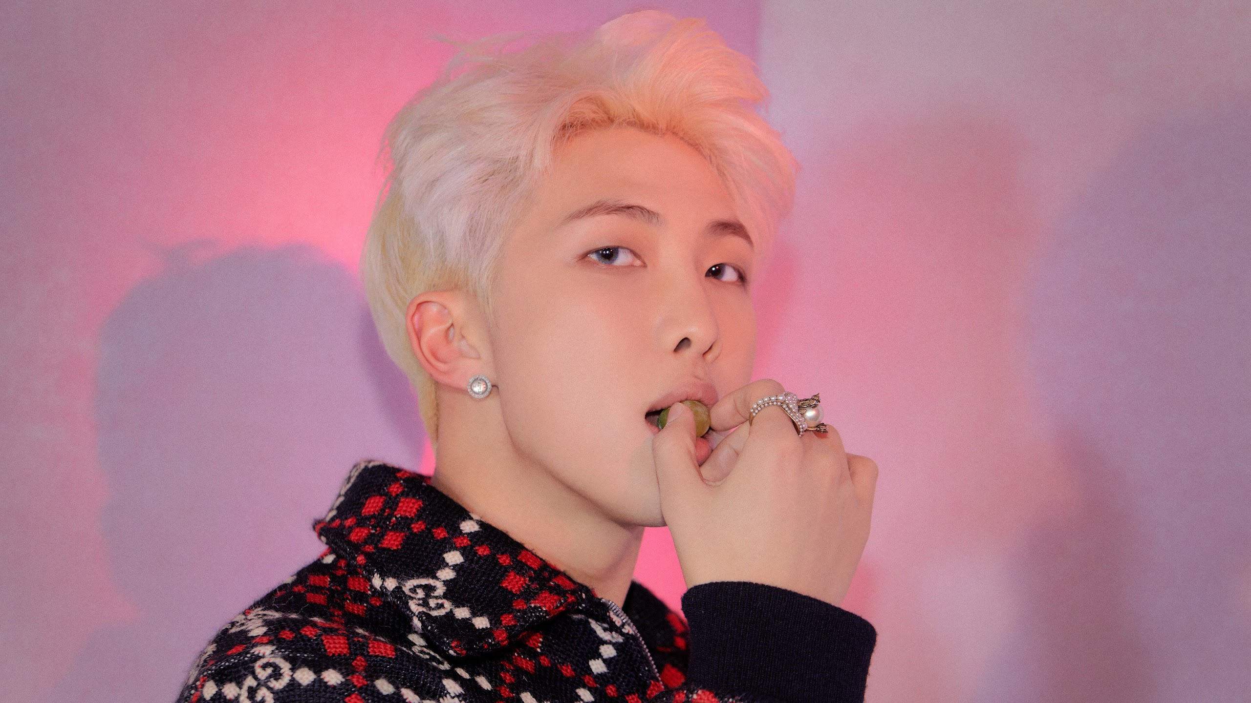 Rm Bts Map Of The Soul Persona 4k Wallpaper 44