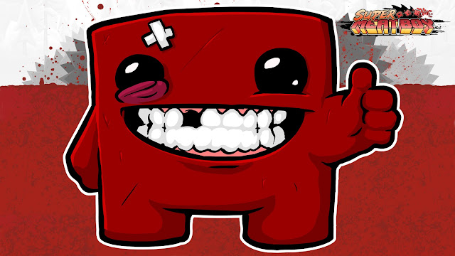 Se bate el récord de Super Meat Boy (speedrun)