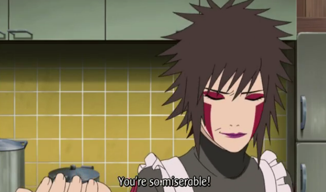 Crimson Melody: Naruto Shippuden Episode 240 - Kiba's Determination