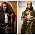 39 Photos: Bible's icons and characters from white to black! Imagine