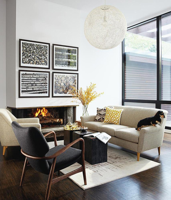 Sophisticated living rooms | My Paradissi