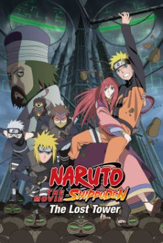 Naruto Shippuden 4: A Torre Perdida Torrent – BluRay 1080p Legendado