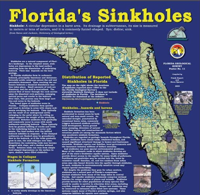 Love To Live In Pensacola Florida Pensacola Fl Area Sinkholes