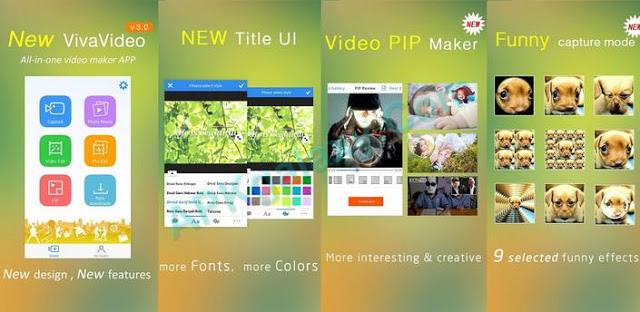 Download Vivavideo Pro: Video Editor V4.5.8 Apk Terbaru Gratis