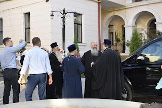 Vizita IPS. Abel, Arhiepiscopul de Lublin si Chelm-Polonia, in Arhiepiscopia Clujului
