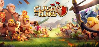 تحميل لعبة كلاش اوف كلانس للاندرويد Download Clash of Clans APK