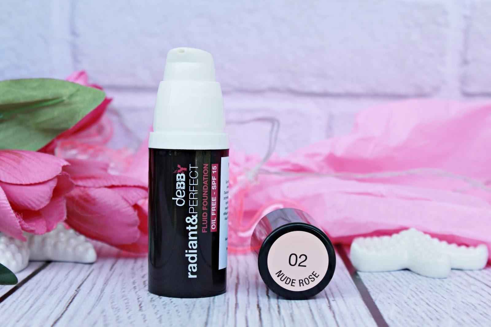 Kosmetyki kolorowe dla kobiet nowoczesnych - DEBBY
