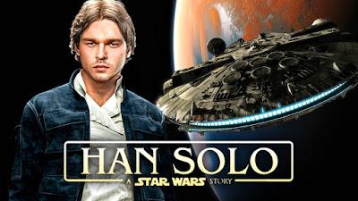 Sinopsis Film Han Solo - Kisah Tokoh Penting di Semesta Star Wars