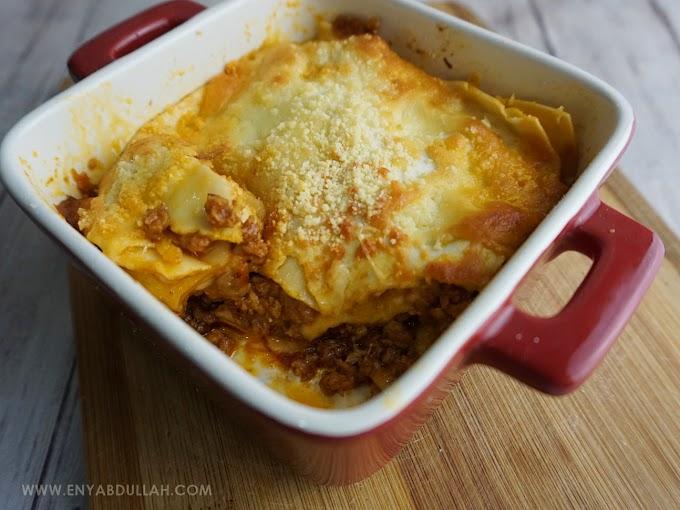 Triple Cheese Lasagna Guna Noodle Maker !
