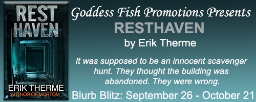 https://goddessfishpromotions.blogspot.com/2016/09/blurb-blitz-resthaven-by-erik-therme.html