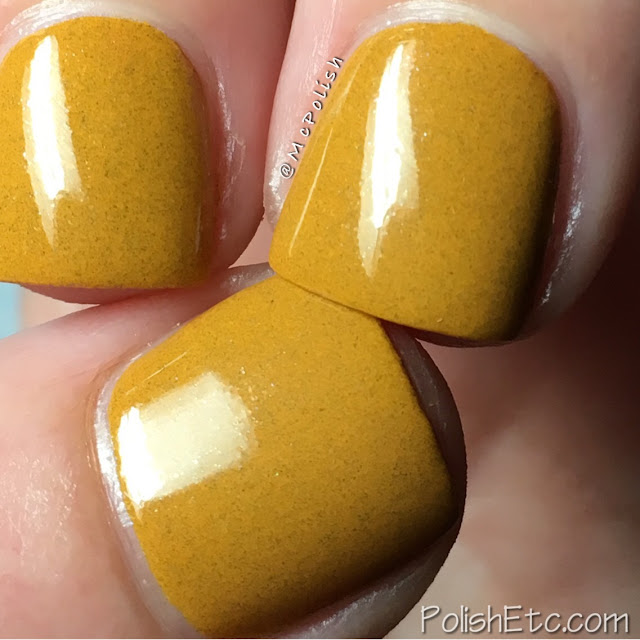 Masura - Golden Collection - McPolish - I Recognize Your Steps (1021)