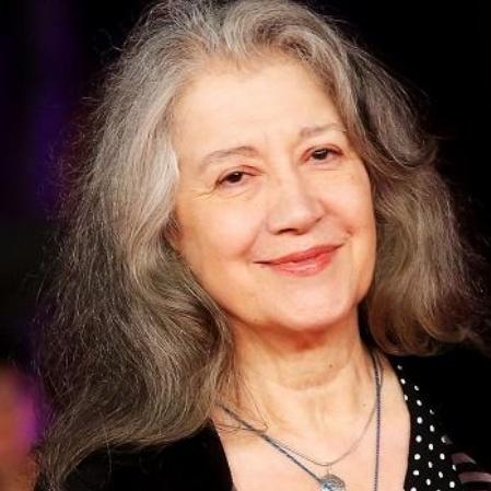 Martha Argerich fue nombrada miembro de honor de la Konzerthaus de Viena