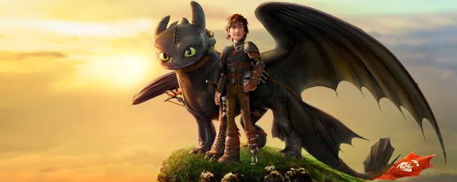 Como Treinar O Seu Dragão 3 | Novo trailer é lançado