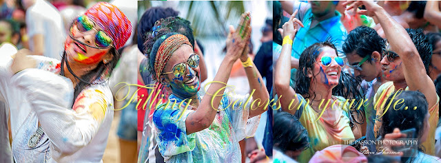 Rang Barsay Festival of Colors Holi by Ravi Sharma The Passion Photography