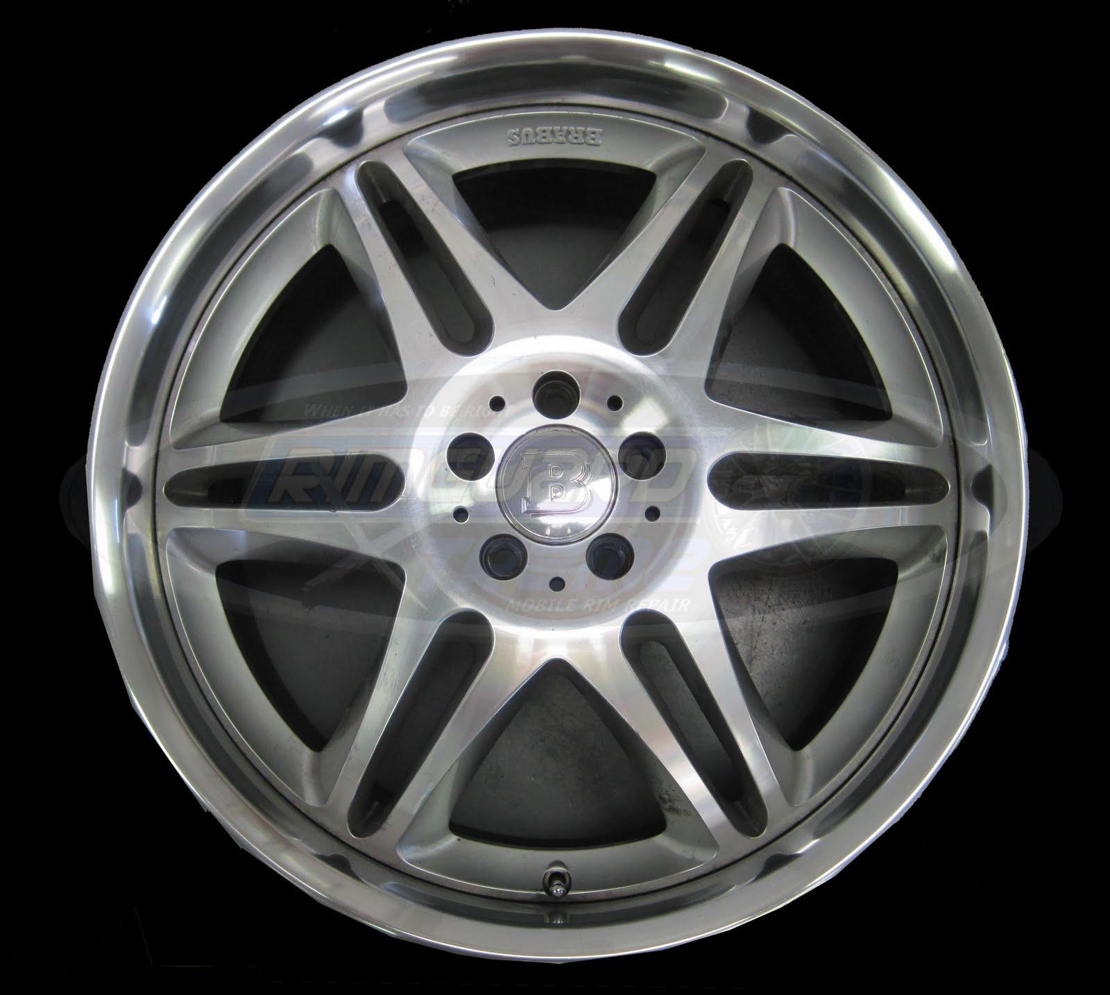 Alloy Mobile Wheel Rim Repair