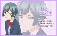นิชินะ ชิมะ (Nishina Shima) @ Kiss Him, Not Me: Watashi ga Motete Dousunda เมื่อสาววายกลายเป็นสาวฮอต