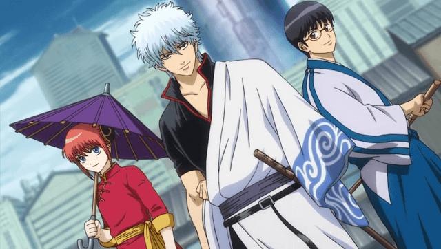 Gintama.:Shirogane no Tamashii-hen Season 2, Final Arc Gintama., Gintama 2018
