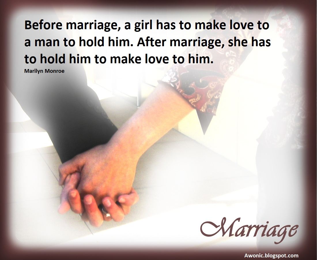 Love After Marriage Quotes