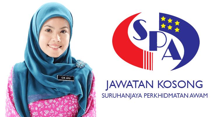 Jawatan Kosong di Suruhanjaya Perkhidmatan Awam Malaysia SPA 2019 - Seluruh Negara