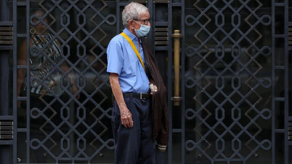 Esta crisis también es moral: los ancianos caen como moscas en las residencias