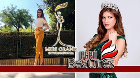 Miss Grand Spain 2018