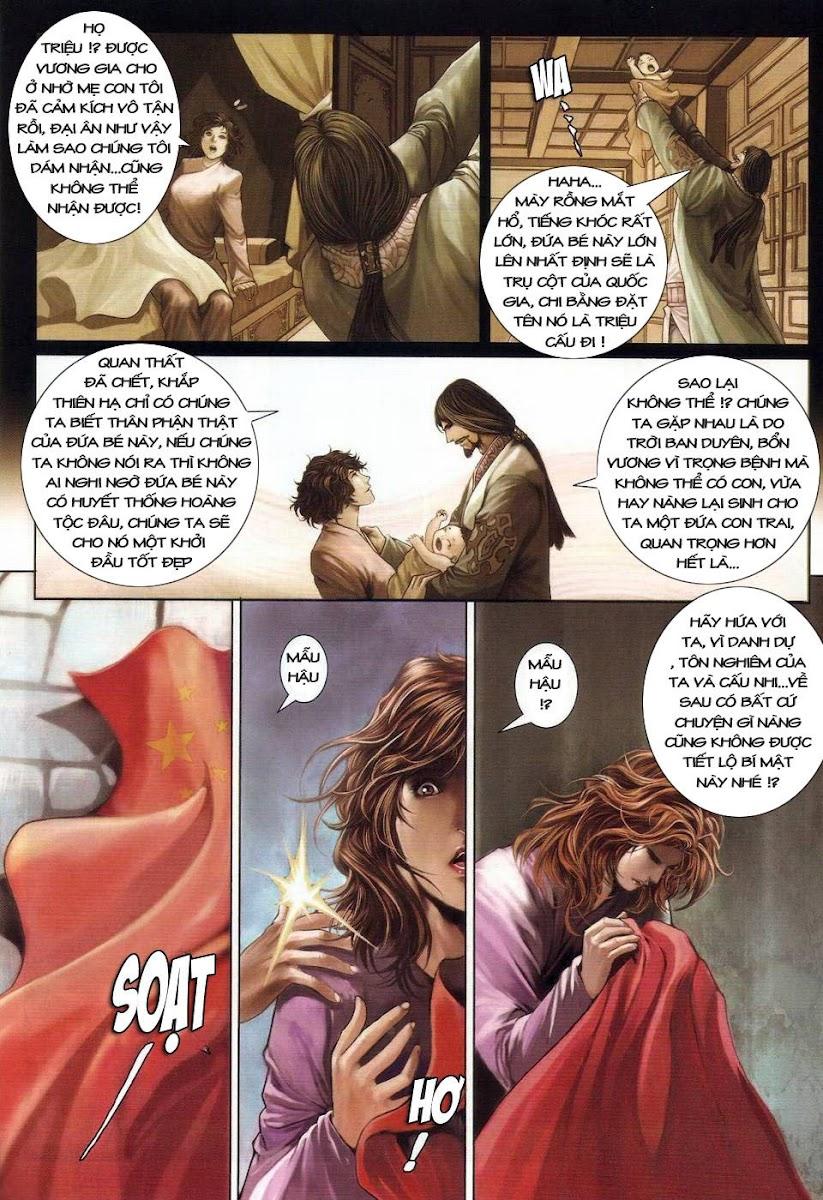 Ôn Thụy An Quần Hiệp Truyện chap 23 trang 7