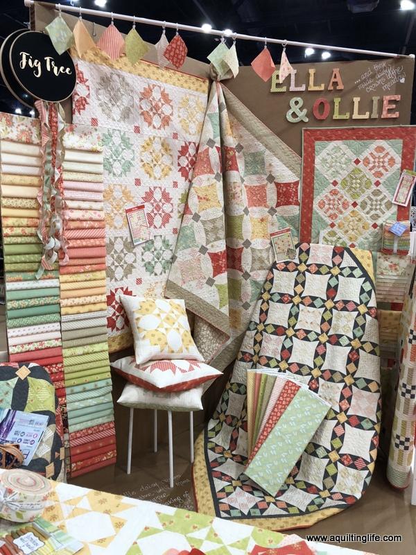 Quilt Market Houston 2017 Part 2 | A Quilting Life - a quilt blog : quilt market houston - Adamdwight.com