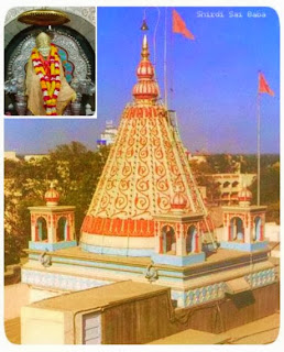 Sri Sai Baba Samadhi Mandir, Shirdi