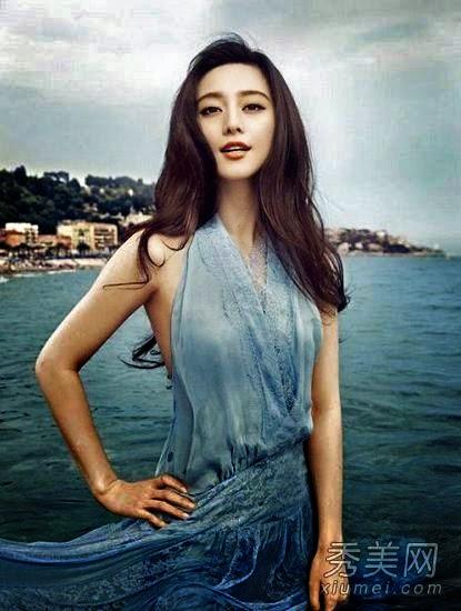 한국언론 중국 10대 미녀 선정판빙빙 1위 Gerrys Blog