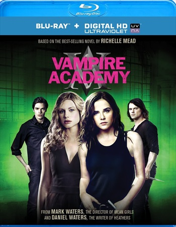 Vampire Academy 2014 Dual Audio Hindi Bluray Download