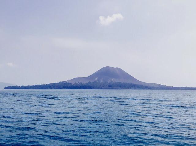 Anak Krakatau, Lampung