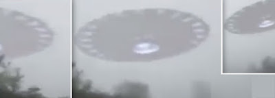 MUFON Flying Saucer seen in Nairobi, Africa.