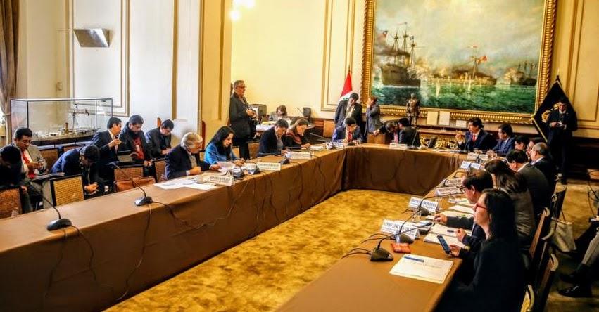 VOTAN EN CONTRA O SE ABSTIENEN: Fujimoristas logran congelar reforma constitucional del Consejo Nacional de la Magistratura - CNM