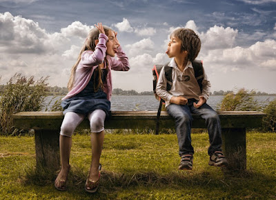 Jatuh Cinta anak anak