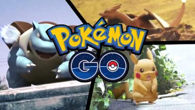Ditemukan sebuah virus malware di aplikasi Pokemon Go