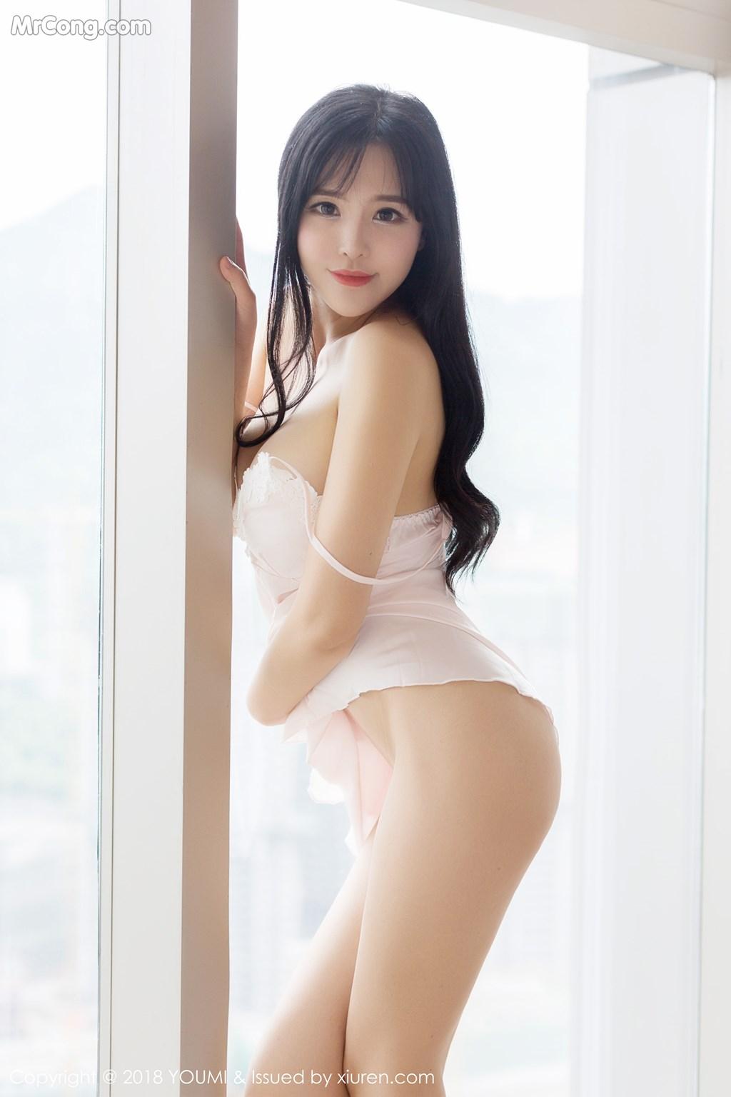 YouMi Vol.117: Model Liu Yu Er (刘 钰 儿) (39 photos)