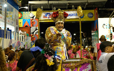 CARNAVAL 2019: Rei Momo de Salvador inscrições começam a partir de terça (15)