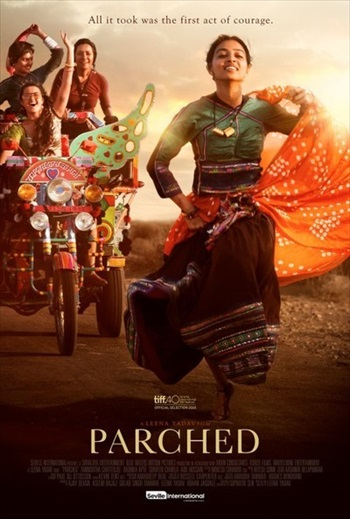 Parched 2016 Hindi 480p HDRip – 350MB