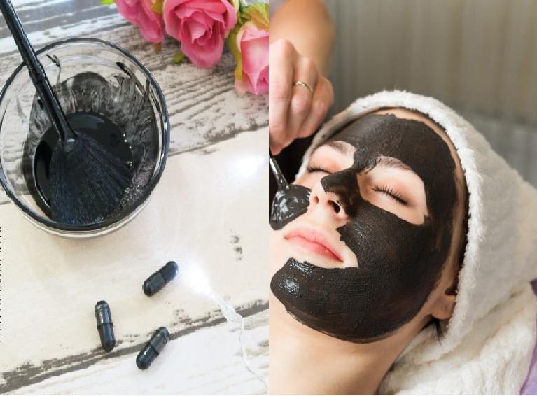 Comment faire un masque au charbon actif fait maison - Masque charbon maison ...