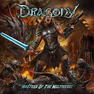 "Το trailer του album των Dragony ""Masters of the Multiverse"""