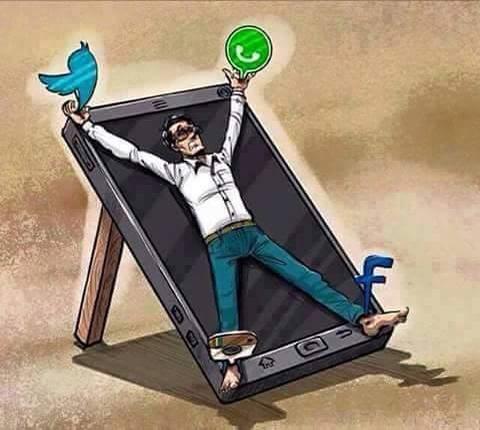 Murió como héroe, heroicamente tabletizado por las redes sociales
