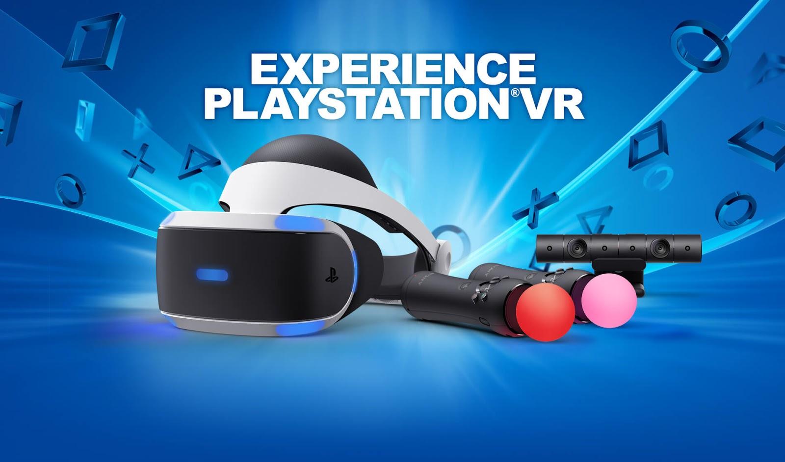 PlayStation VR podría llegar a máquinas arcade y parques japoneses
